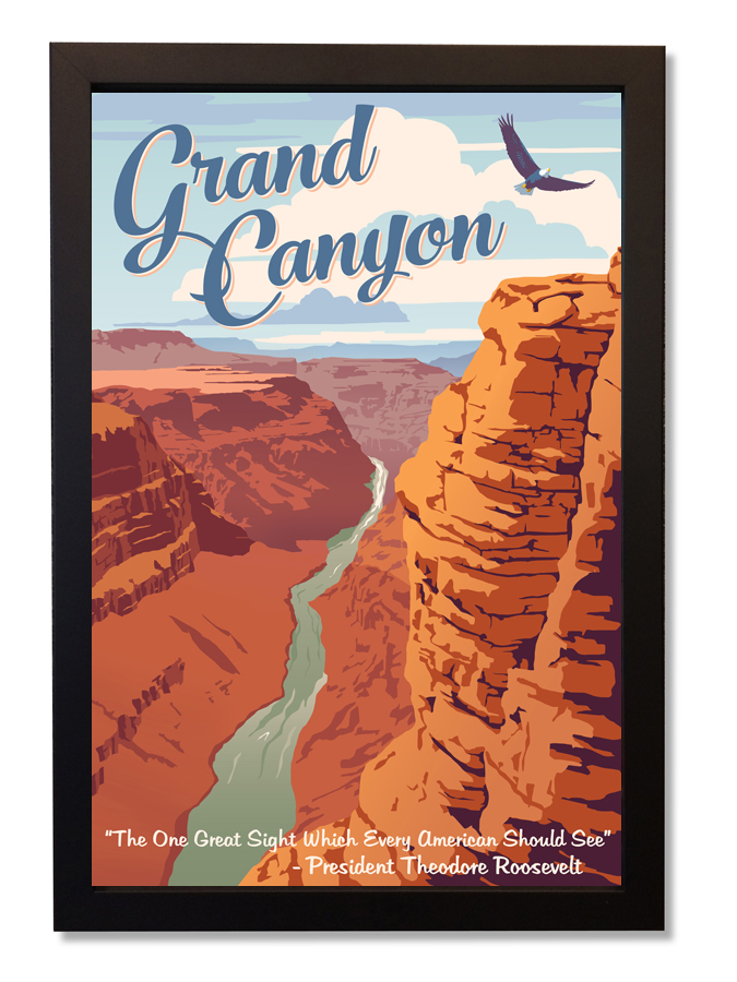 Grand Canyon by Steve Thomas