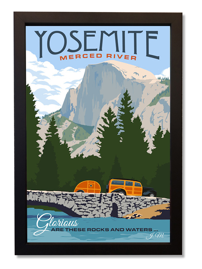 Yosemite by Steve Thomas