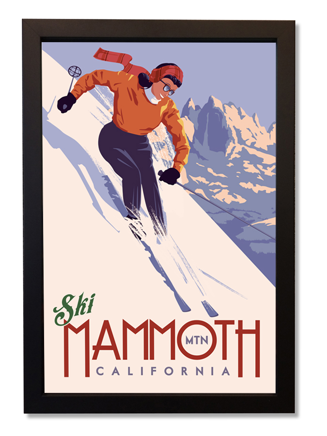 Ski Mammoth framed.jpg