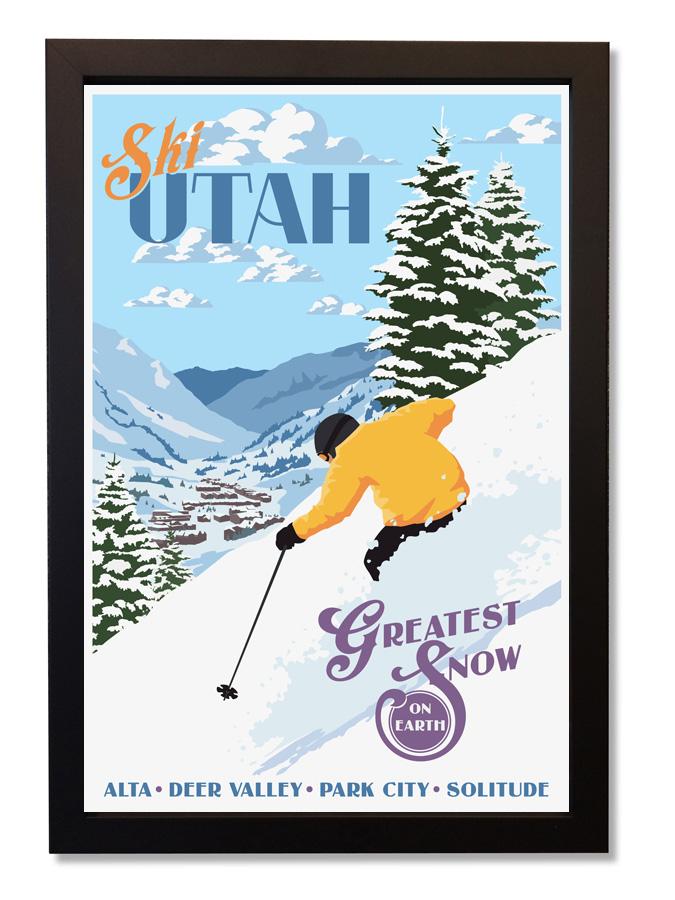 Ski Utah Framed.jpg