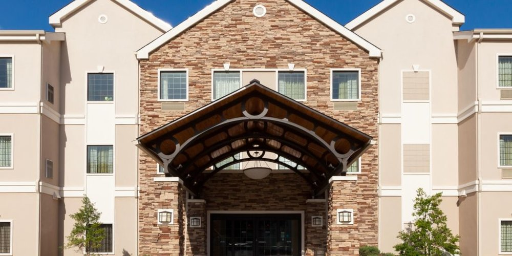 STAYBRIDGE INN & SUITES -  Staybridge Suites Tyler is designed from the ground up just for you! Located just 1.5 miles from The University of Texas at Tyler, we are minutes from Downtown Tyler.