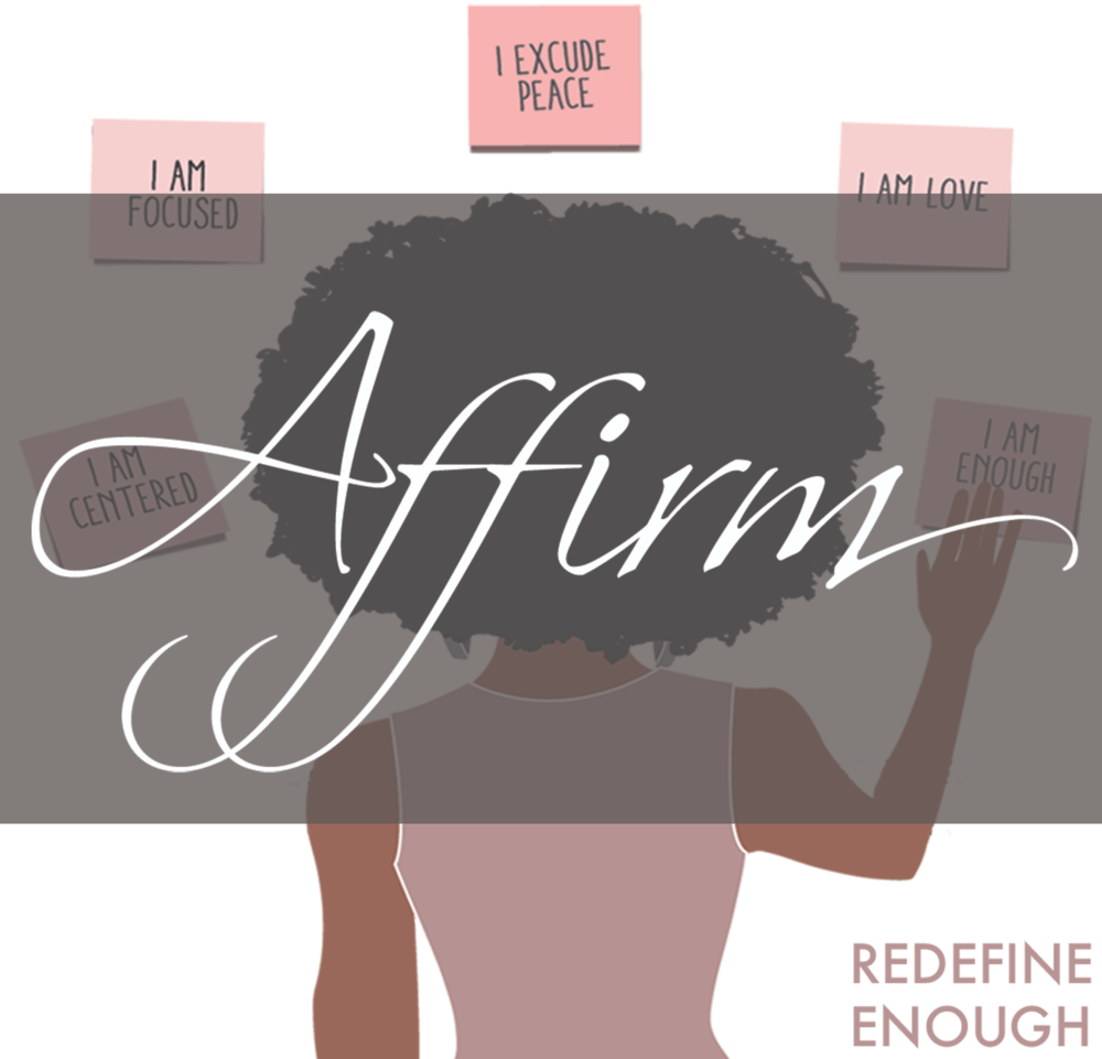 affirm podcast by redefine enough