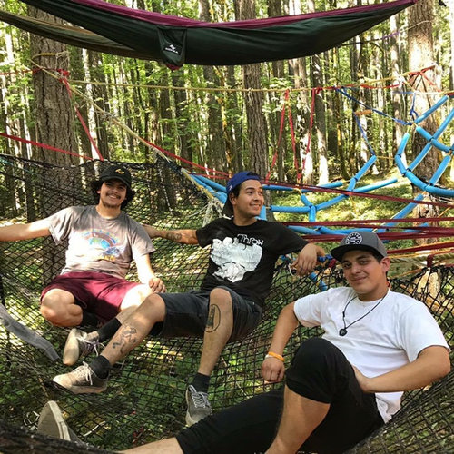 Location: Punx In The Woods Music Festival -