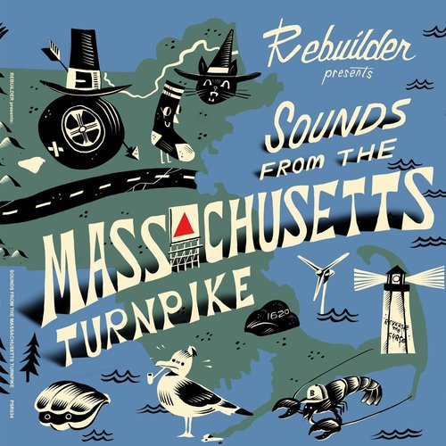 Artist: Rebuilder - Album: Sounds From The Massachusetts TurnpikeRelease date: September 1, 2017Label:Panic State Records / Refuse Rethink Rebuild Records