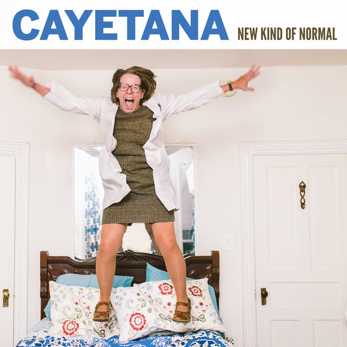 Cayetana // New Kind Of Normal - Release date: May 5, 2017Label: Plum Records