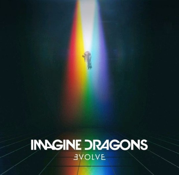 Imagine Dragons // Evolve - Release date: June 23, 2017Label: Interscope Records