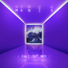 Artist: Fall Out Boy - Mania, the seventh studio album from four piece pop rock band Fall Out Boy, is an eclectic, genre-hopping adventure with lyrical throwbacks and music exploration.Release date: January 19, 2018Label: Island Records