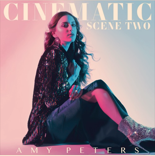 AMY PETERS - Release date: February 2nd, 2018Label: Unsigned