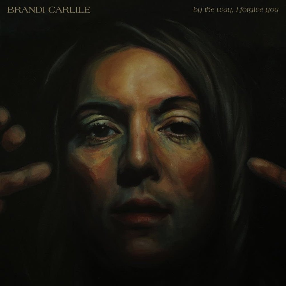 BRANDI CARLILE - By The Way, I Forgive You, folk rock singer Brandi Carlile's sixth studio album, is an effortless offering from a master of her craft.Release date: February 16, 2018Label: Low Country Sound / Elektra