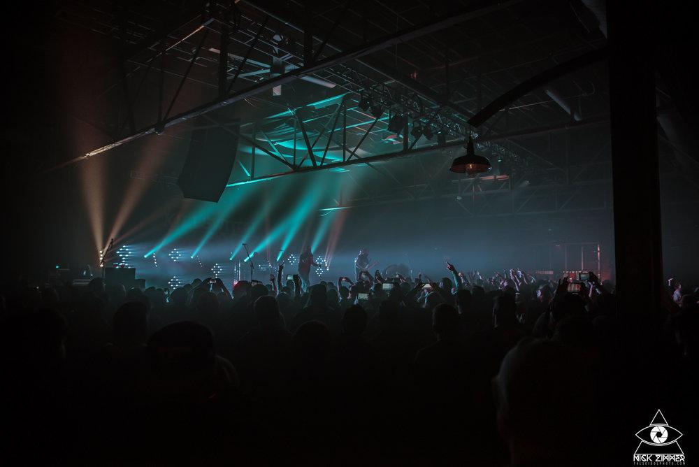 Killthrax II Tour - Venue: Marathon Music Works City: Nashville, TN Date: February 5, 2018Photos: Nick Zimmer Photography