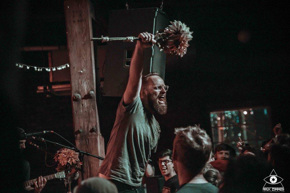 The Wonder Years - Venue: Mercy Lounge City: Nashville, TNDate: September 28, 2017Photos: Nick Zimmer Photography
