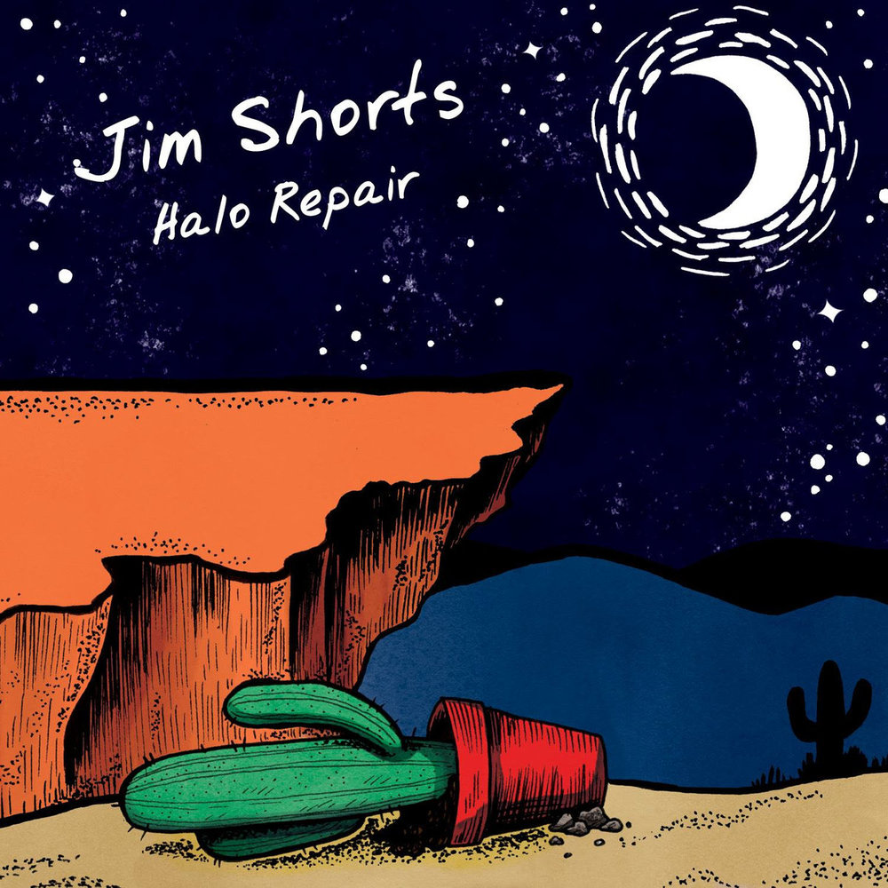 Jim Shorts - Album: Halo RepairRelease date: April 6, 2018Label: Unsigned