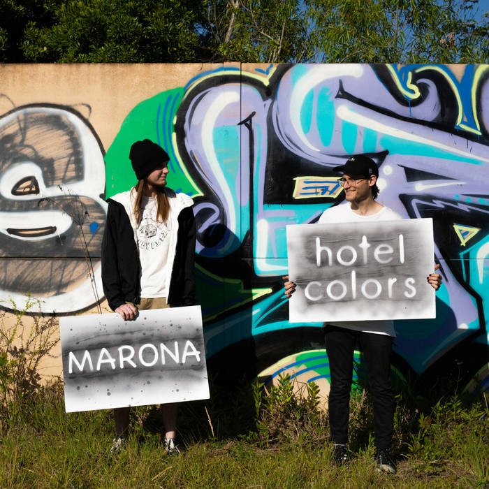 Marona + Hotel Colors  - Album: Marona / Hotel Colors Split Release date: June 2, 2018