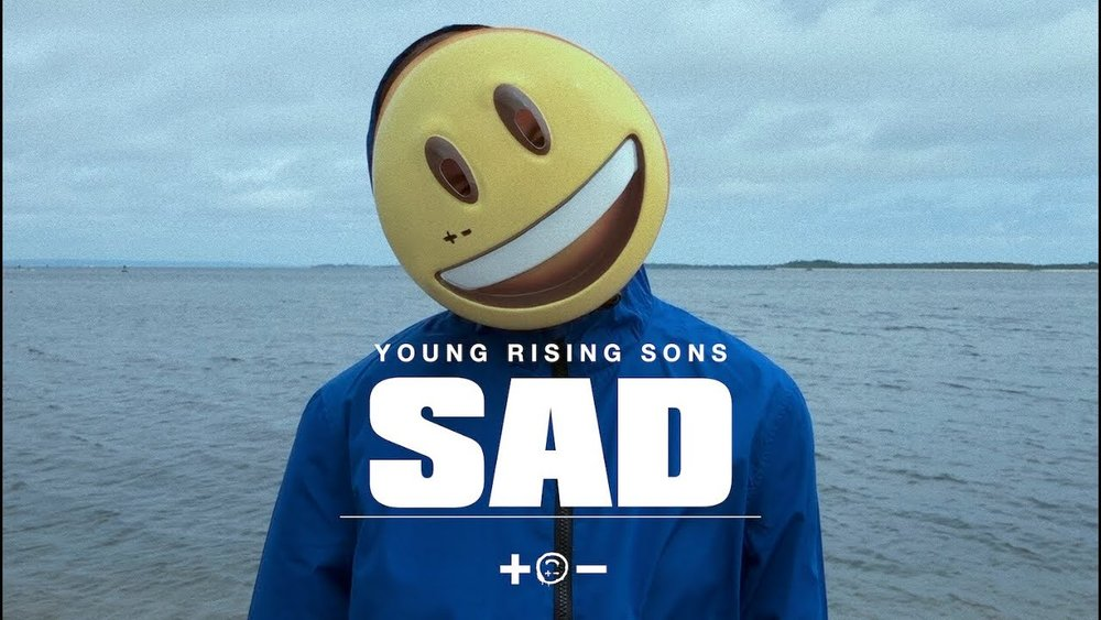 Young Rising Sons - Single: SAD (Clap Your Hands)Release date: September 28th, 2018Video release date: October 1st, 2018Record label: Dirty Canvas Music