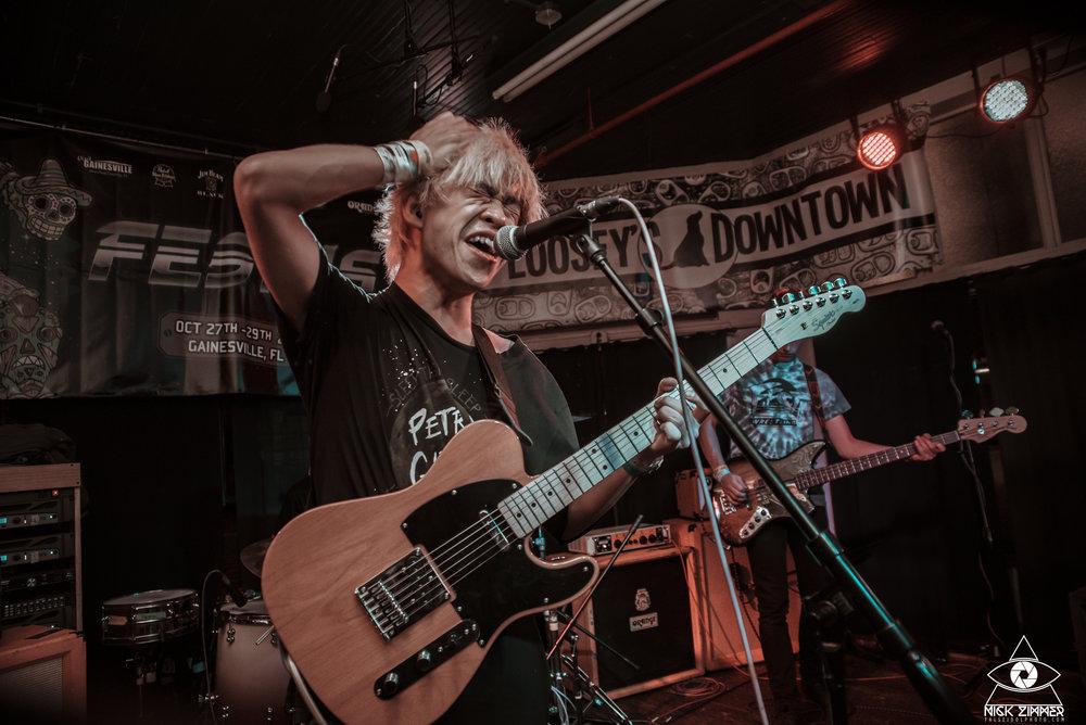 Hora Douse - Single: BoredLabel: Rose Coloured Records / Beth Shalom Records (UK) / Nothing Feels Good Records (US)Photo: Nick Zimmer Photography