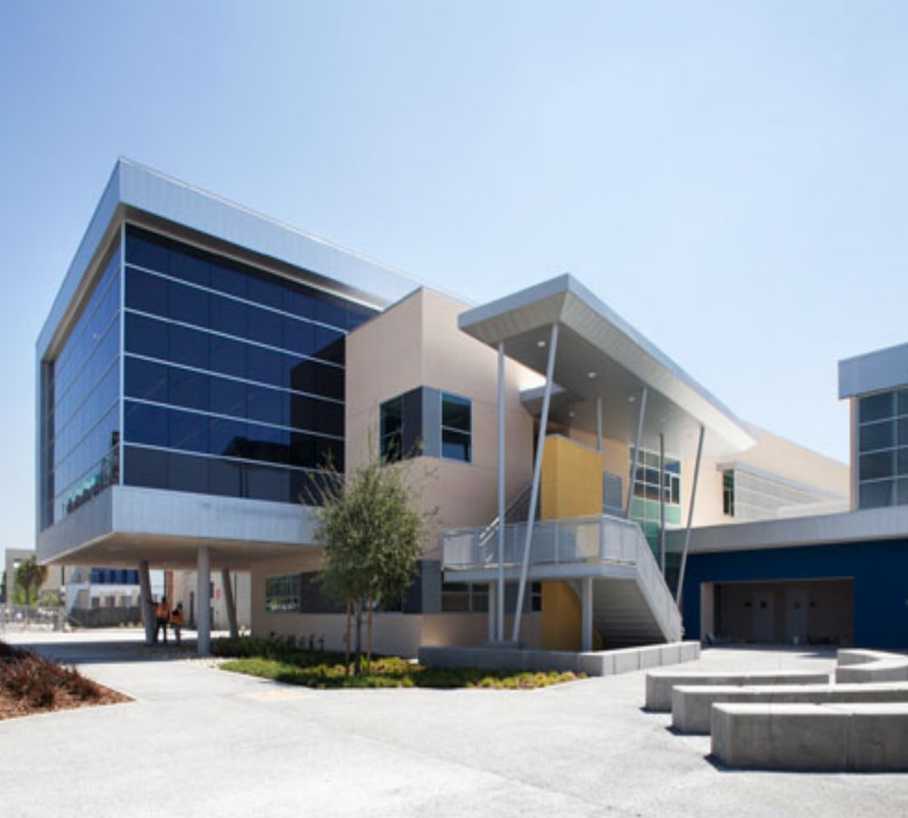 Past Project:  LACCD, Southwest Community College   Location:  Middle College High School, Los Angeles, California.   Details:  + Civil Engineering on a LEED certified design build project.  + New high school for LAUSD located on a 2 acre site within the campus of Southwest Community College governed by LACCD.   MFKessler Services:   + Delivery of complete design documents for the site, contract administration, and construction coordination between consultants and job site.   + Detailed list of civil engineering services that MFKessler provided, is available upon request.