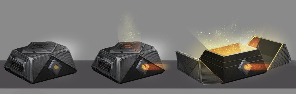 Seraph loot chest