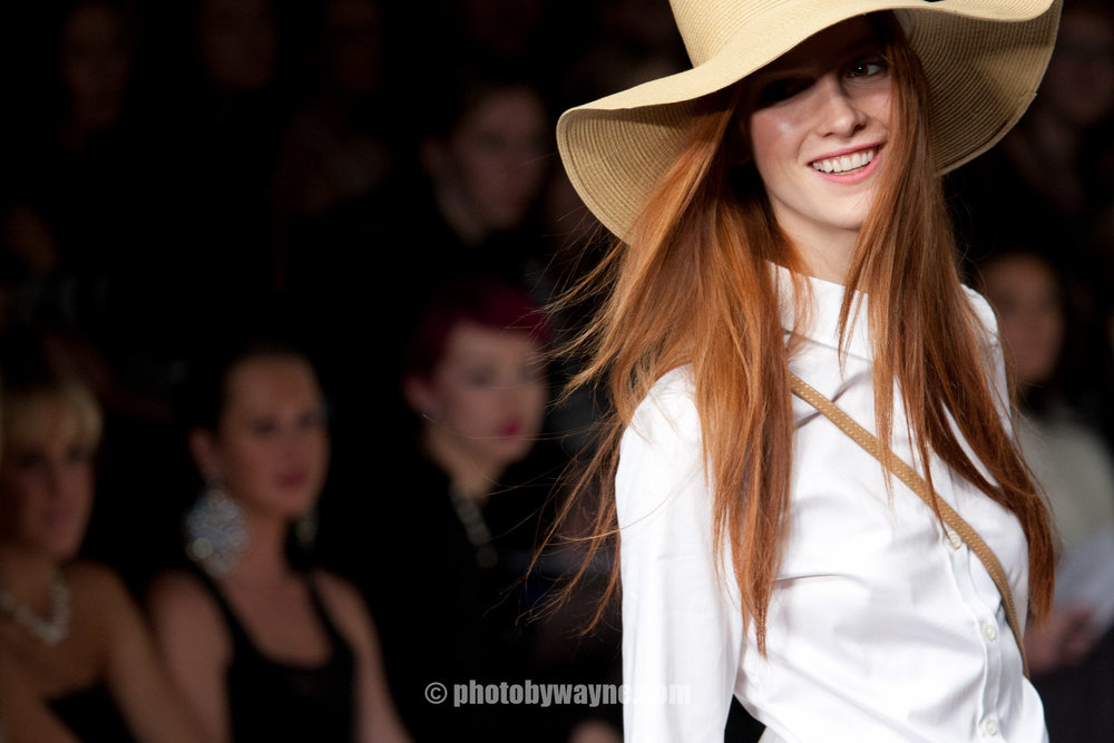 toronto fashion show photography coverage