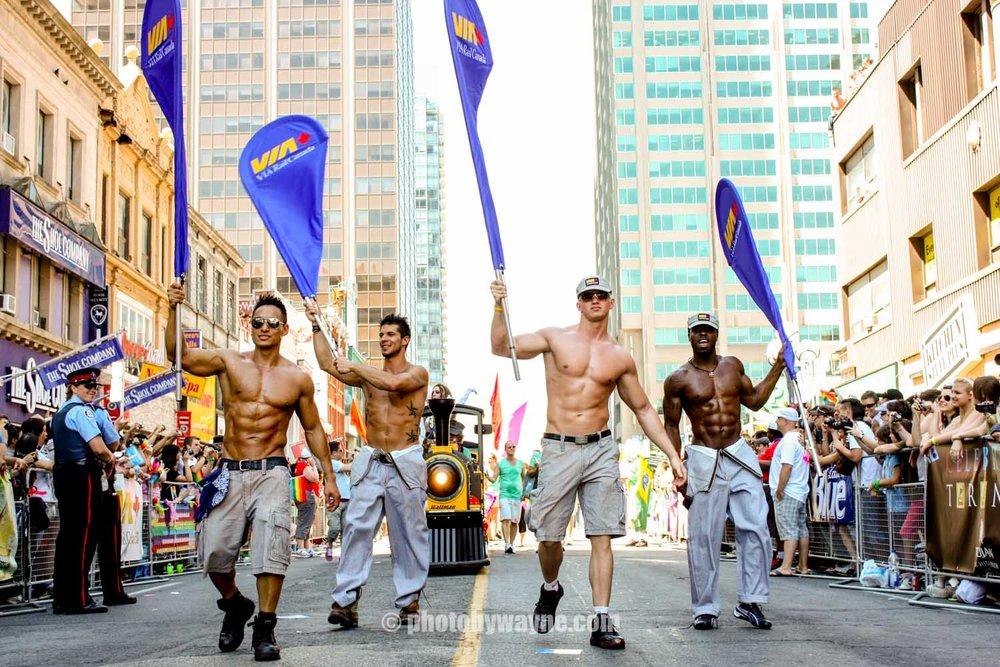 toronto pride parade yonge street