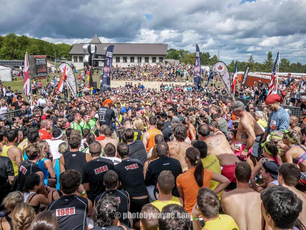 tough mudder photography