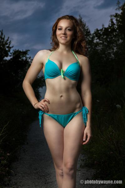 young-woman-bikini-standing