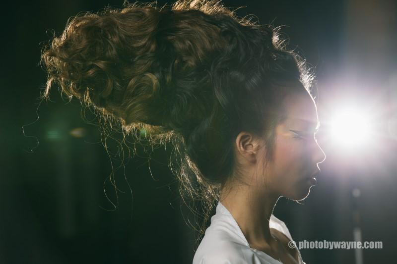 avant grant hair