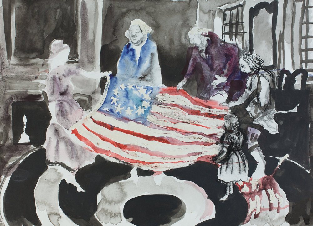 Tribute to Betsy Ross #2
