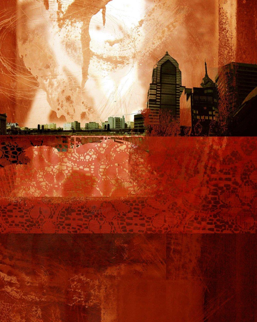 Tiny City (Red)