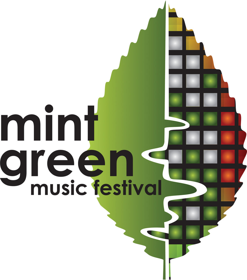 Logo, Mint Green Music Festival