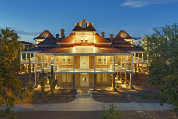 University of Arizona - Old Main Renovation Exterior
