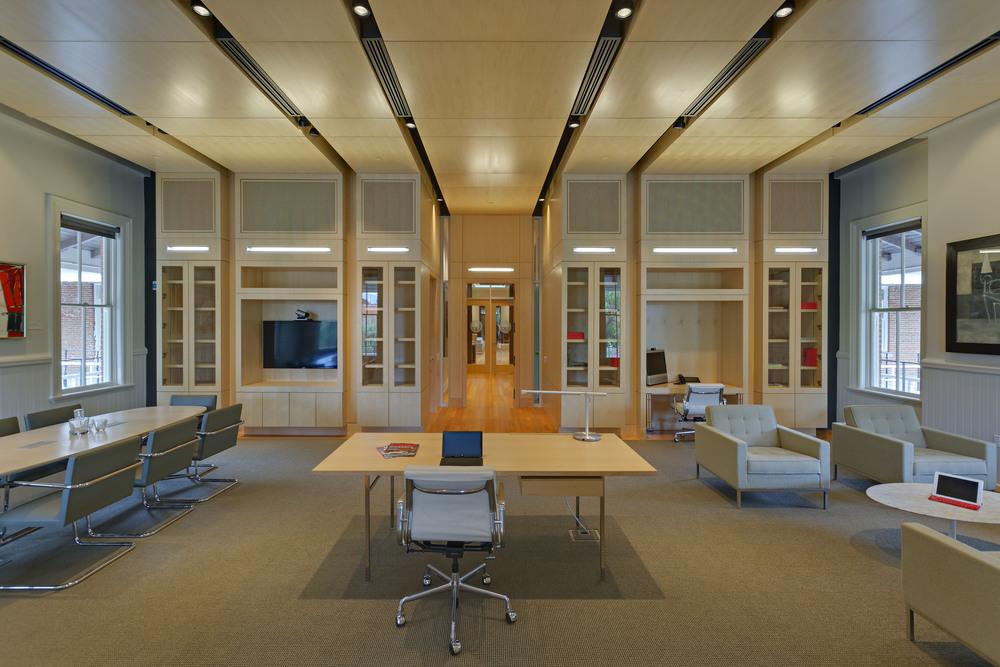 University of Arizona - Old Main Renovation Interior