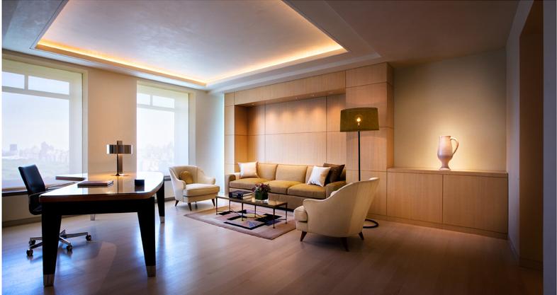 Ritz-Carlton Penthouse, New York, NY