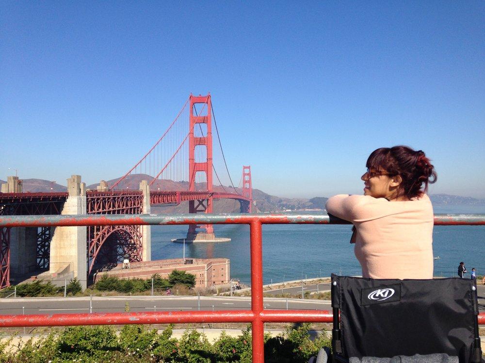 Golden Gate Bridge, Oct.2013