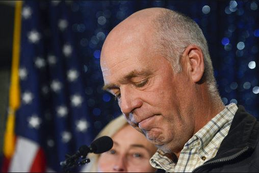 Greg Gianforte - Photo AP