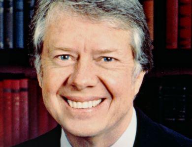 Jimmy Carter (Whitehouse.gov Photo)