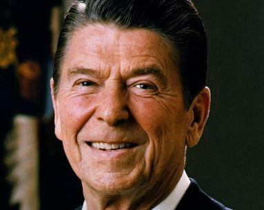 Ronald Reagan (Whitehouse.gov Photo)