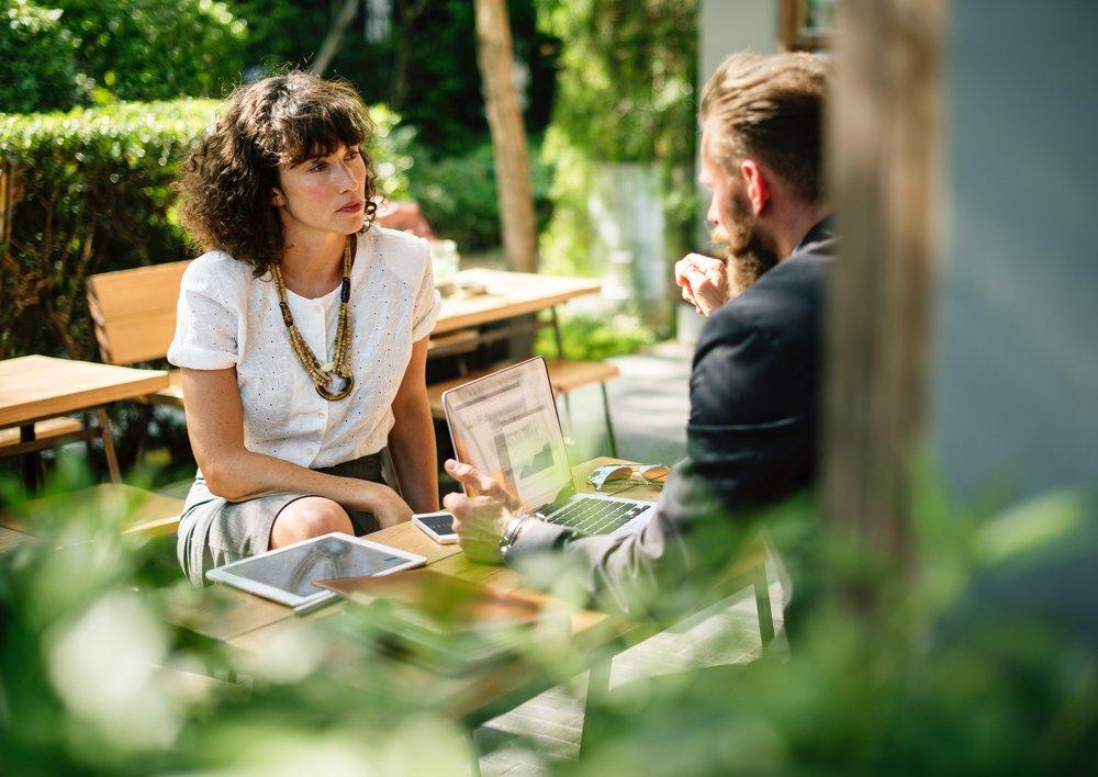 Coffee Meeting Tips