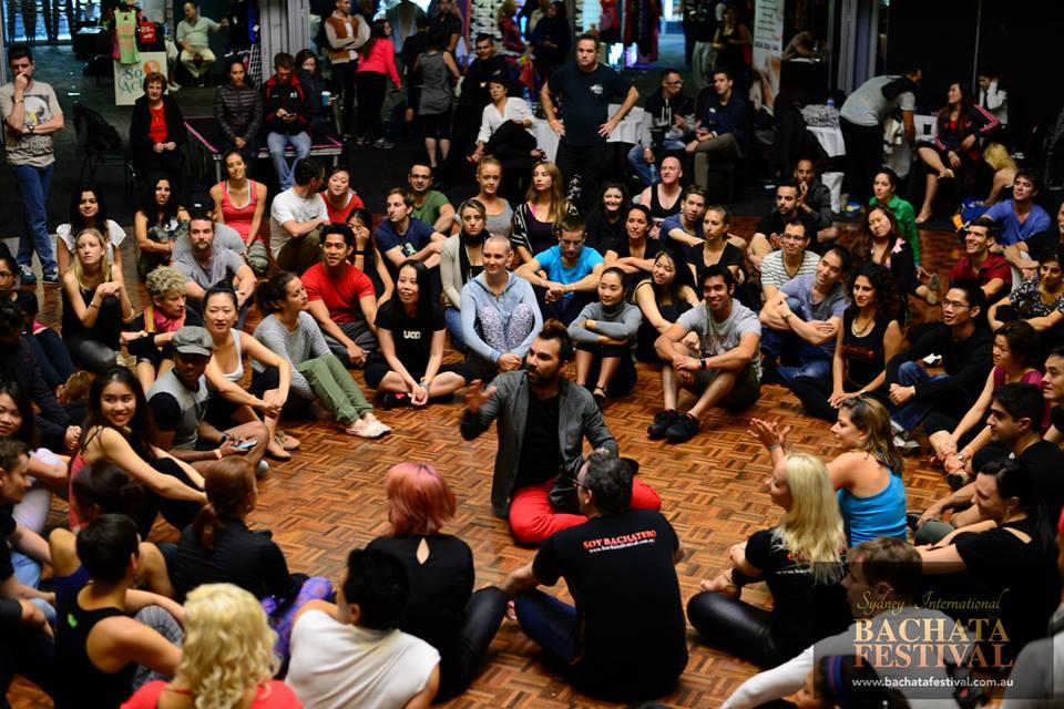 Photo Credit:Sydney International Bachata Festival