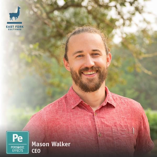 Mason Walker CEO of East Fork Cultivars