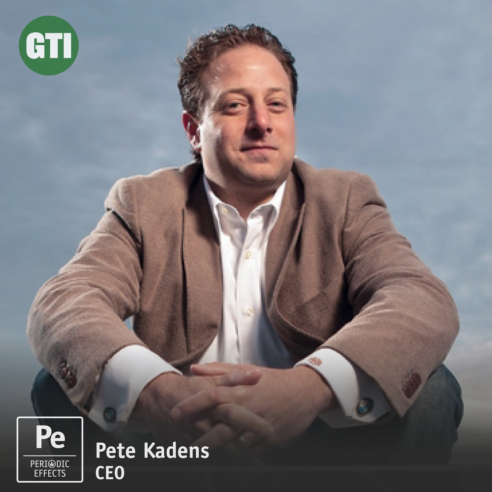 Pete Kadens, CEO of Green Thumb Industries Cannabis Business
