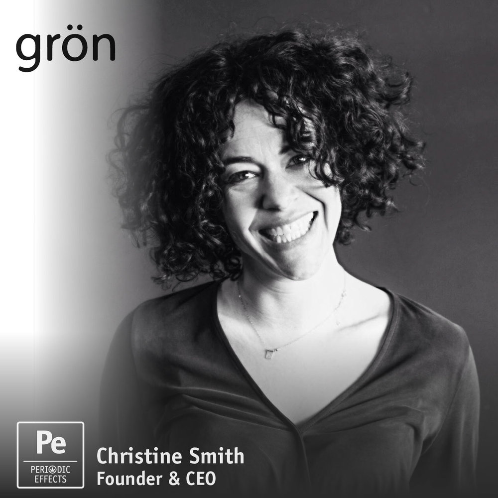 Christine Smith, Founder and CEO of Gron Chocolate, a leading cannabis infused chocolate company in Portland, Oregon