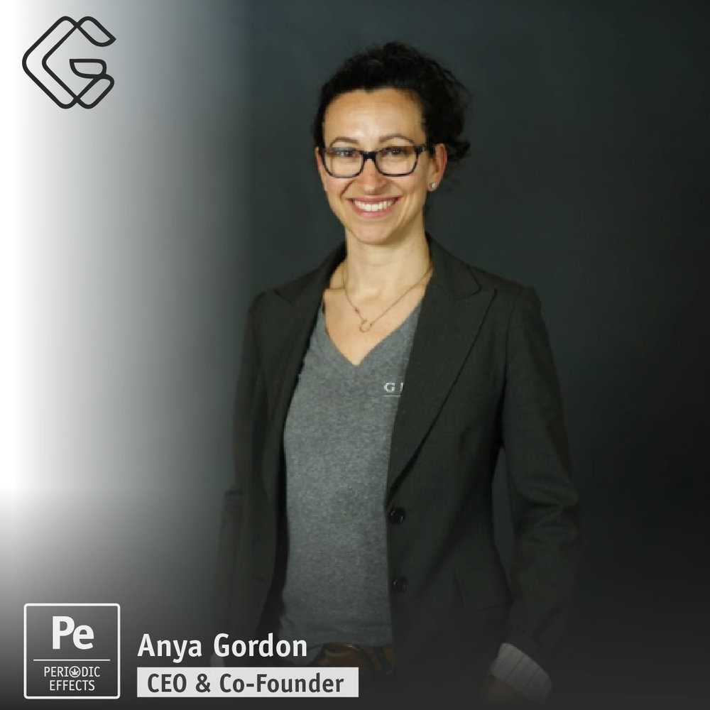 Anya Gordon, CEO and Co-Founder of GroTec, a contract builder for cannabis grow operations and dispensaries.
