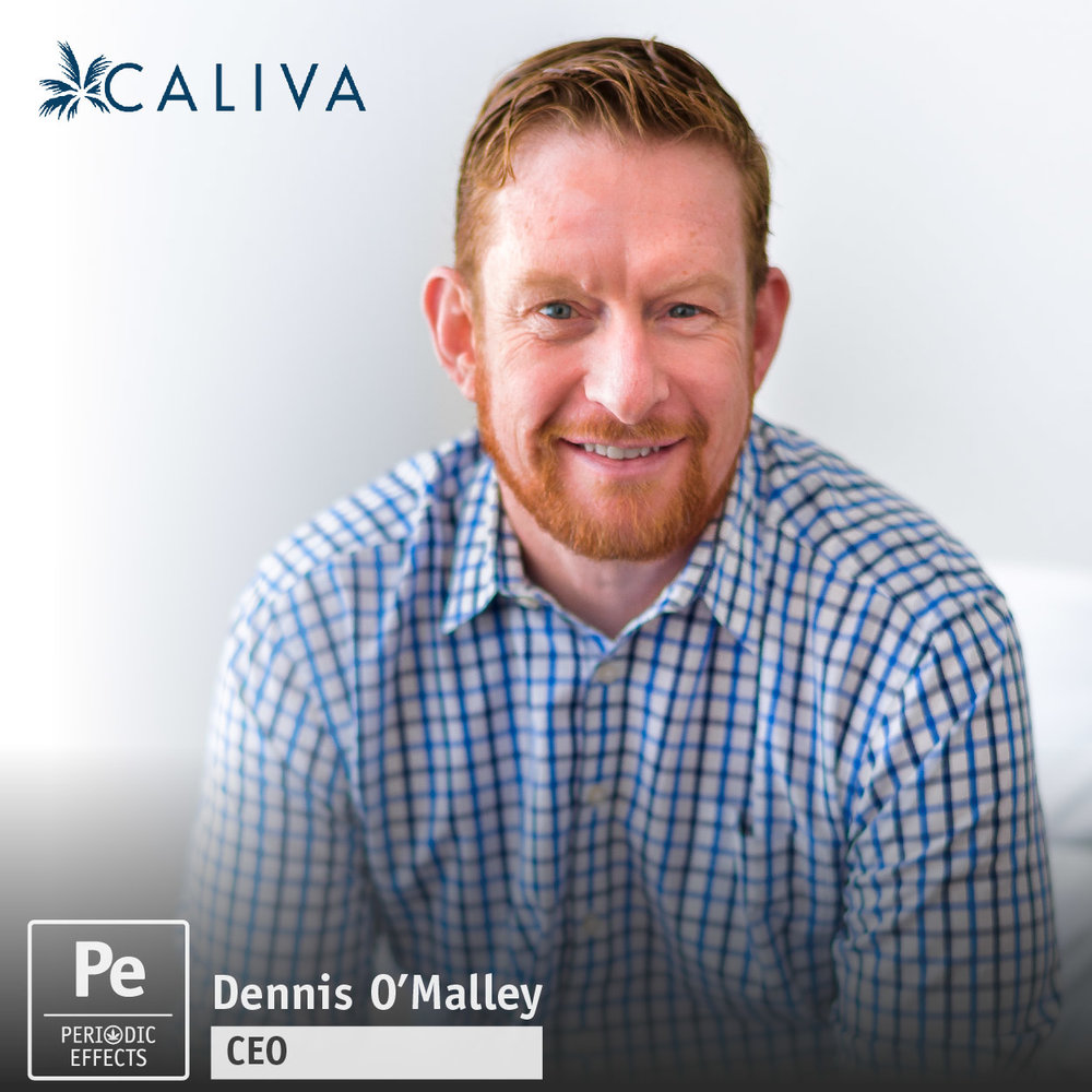 Dennis O'Malley, CEO of Caliva, a vertically integrated cannabis company in california