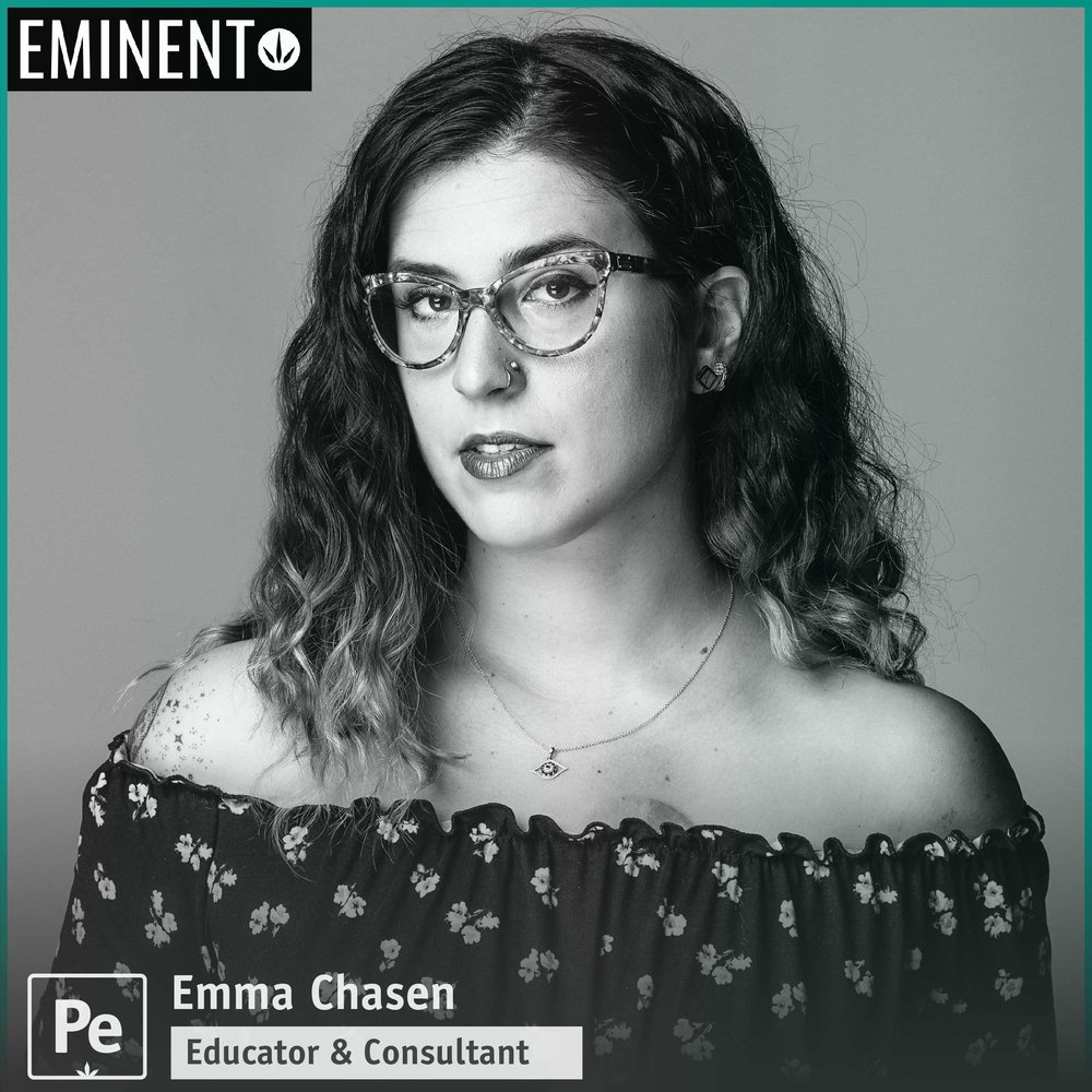 Emma Chasen, Cannabis Educator and Consultant from Eminent Consulting