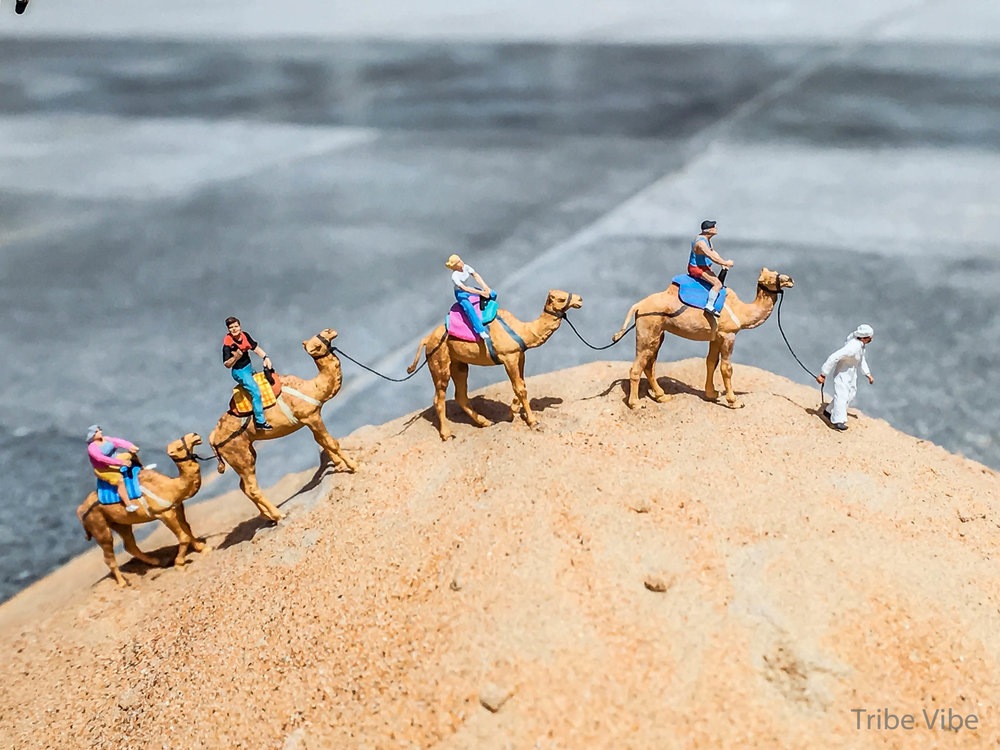 Miniatures Come to Dubai