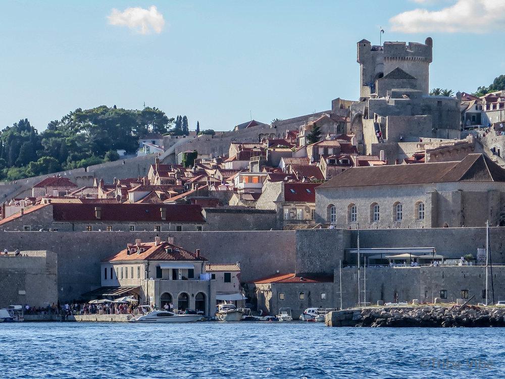 Croatia Road Trip. The Beauty of Dubrovnik