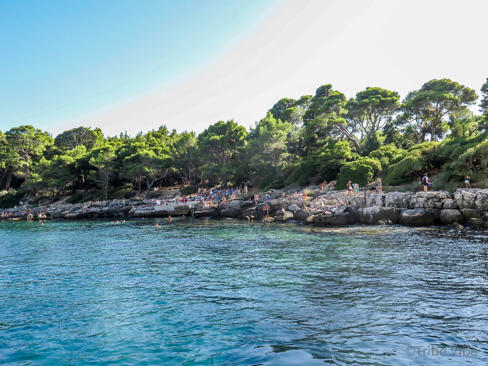Croatia Road Trip. A Welcome Break to Lokrum Island
