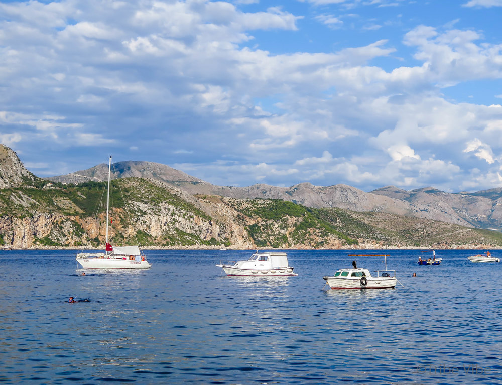 Croatia Road Trip. Lokrum Croatia. Short day trip from Dubrovnik. Great day trip with kids when visiting Dubrovnik.