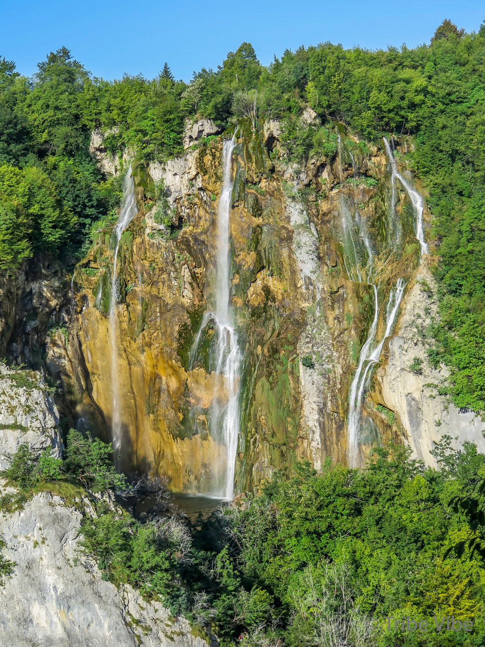 Croatia Road Trip. Plitvice Lakes National Park