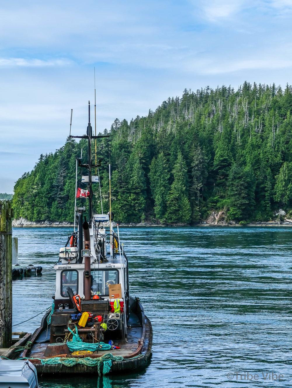 An iconic Canadian West Coast image